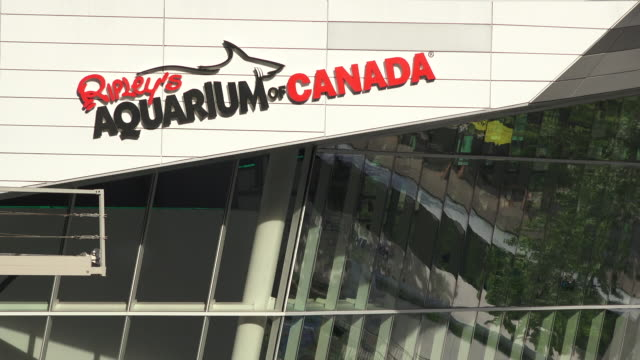 The tourist attraction is a public aquarium in the city The aquarium is one of three aquariums owned and operated by Ripley Entertainment