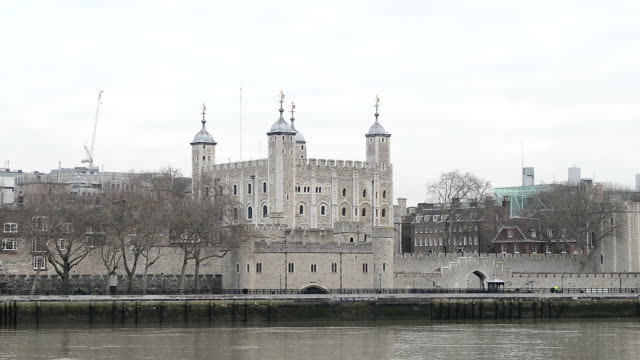 the tower of london stock video - tower of london stock videos and b-roll footage