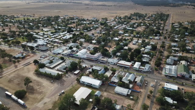 the town of blackall. - town stock videos & royalty-free footage