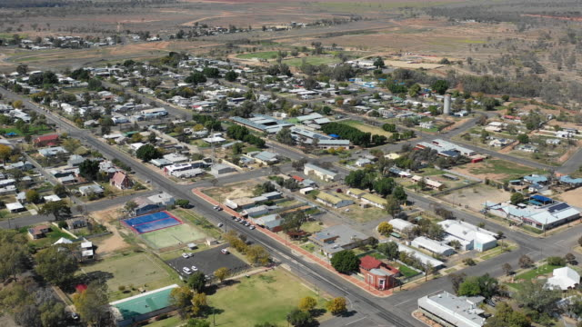 the town of brewarrina - new south wales stock videos & royalty-free footage