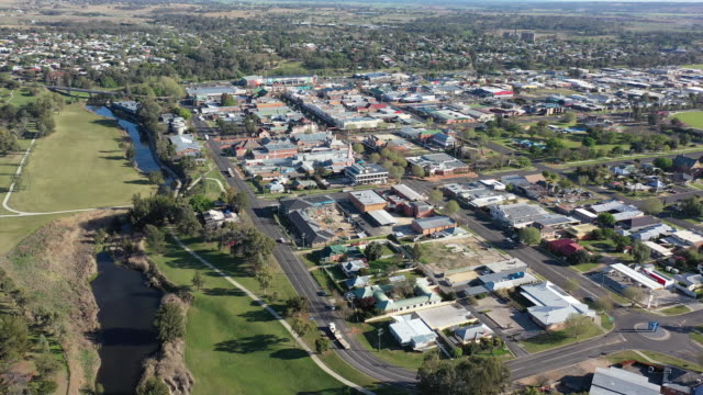 the town of inverell. - town stock videos & royalty-free footage