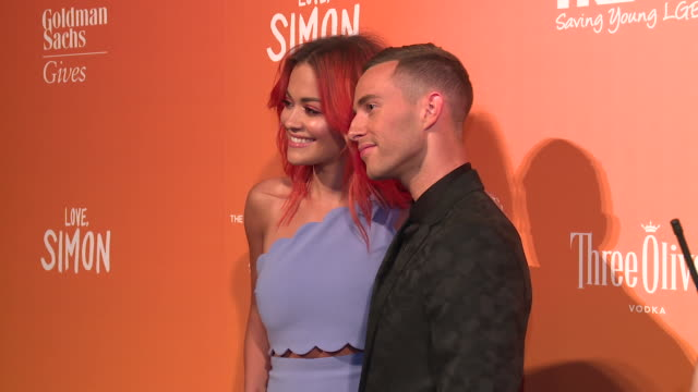 CLEAN The Trevor Project TrevorLIVE NY 2018 at Cipriani Wall Street on June 11 2018 in New York City