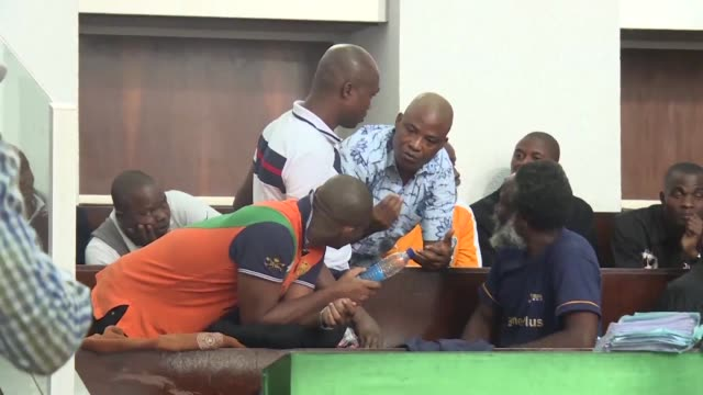 The trial continues of former top Ivorian security officer Jean Noel Abehi accused of a breach of state security along with several other key allies...