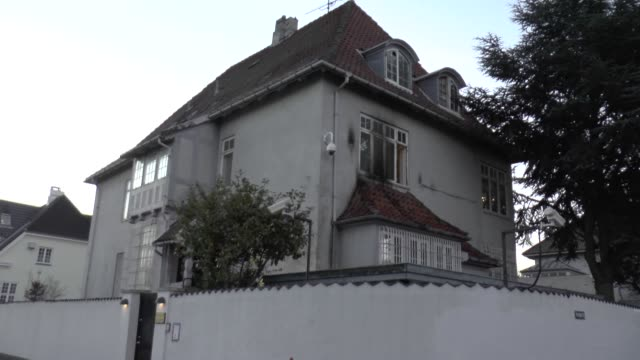 the turkish embassy in the danish capital copenhagen was attacked by four people with molotov cocktails early monday according to a police official... - molotov cocktail stock videos and b-roll footage