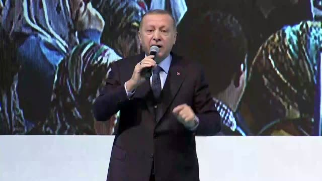the turkish president on saturday said the pkk, ypg, fetullah terror organization and daesh terror groups would eventually become a problem for those... - human arm stock videos & royalty-free footage