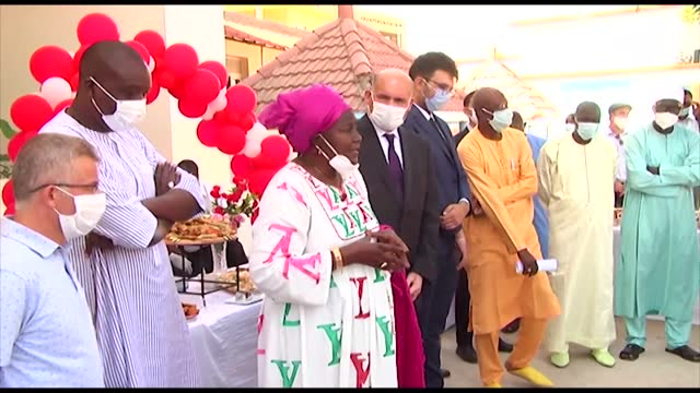 the turkish red crescent has renovated a kindergarten in dakar, senegal's capital, according to officials on monday. nearly 150 children study at the... - senegal stock videos & royalty-free footage