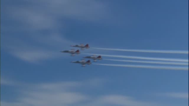 the turkish stars national aerobatics team of the turkish air force perform air show over the canakkale martyrs' memorial during a commemoration... - 100th anniversary stock videos & royalty-free footage