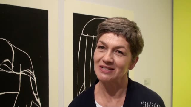 The Turner Prize exhibition at Ferens Art Gallery in Hull The Curator of Art at the gallery Kirsten Simister and the director of Tate Britain and...