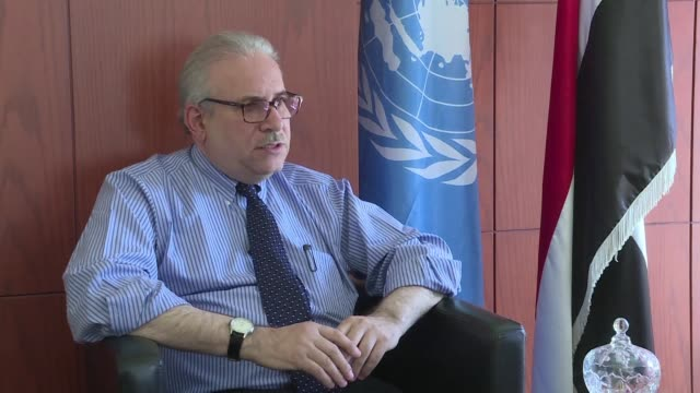 The UN humanitarian coordinator in Syria condemns the difficult living conditions of thousands of civilians who have fled a regime assault on the...