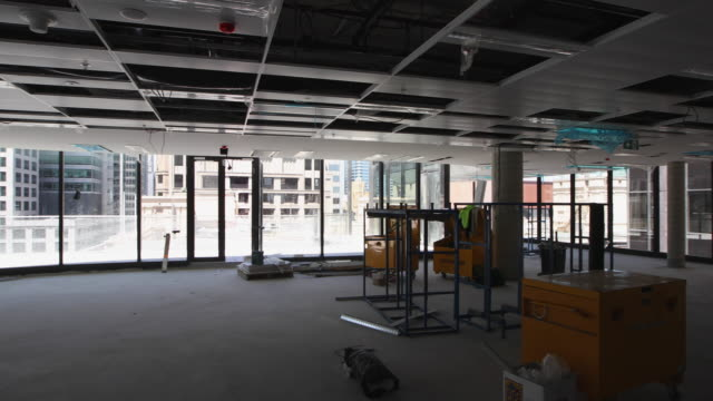 the under construction 333 george street building owned by charter hall on november 2 2016 in sydney australia on november 56th sydney open welcomes... - peter greenaway stock videos & royalty-free footage