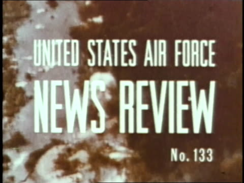 the united states air force bombs hills and jungles; new troops arrive; troops unload trucks from aircraft. - us airforce stock videos & royalty-free footage