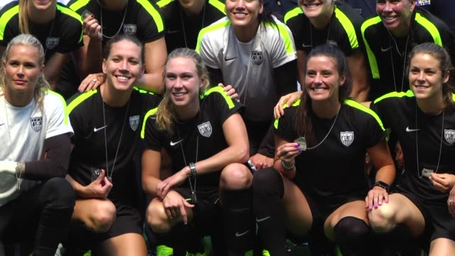 The United States are the most successful team in women's football and they're hoping to win another title at the upcoming World Cup in Canada