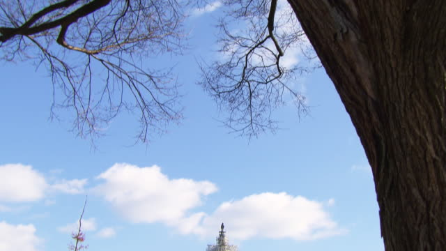 the united states capitol building - untied stock videos and b-roll footage