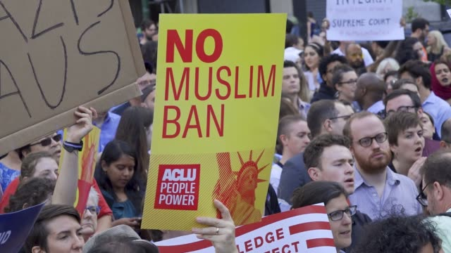 The United States Supreme Court on Tuesday upheld President Donald Trump's controversial Travel Ban on travelers from mostly Muslim countries...