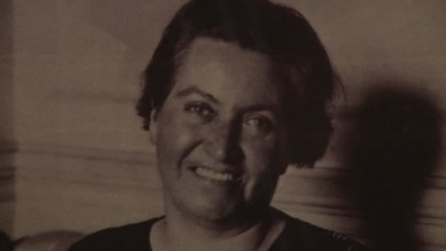the university of chile inaugurates an exhibition about the chilean poet gabriela mistral the first latin american to receive a nobel prize in... - nobel prize in literature stock videos & royalty-free footage