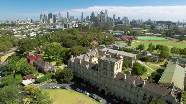 the university of melbourne campus - david ewing bildbanksvideor och videomaterial från bakom kulisserna