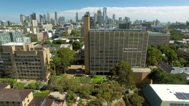 the university of melbourne campus - david ewing stock videos & royalty-free footage