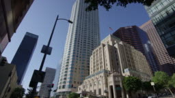 The US Bank Tower in Los Angeles