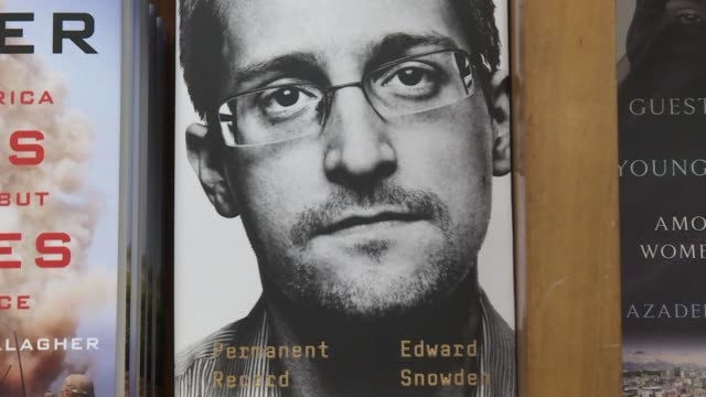 the us justice department says it has filed a civil lawsuit against former national security agency contractor and cia employee edward snowden over... - national security agency usa stock videos & royalty-free footage