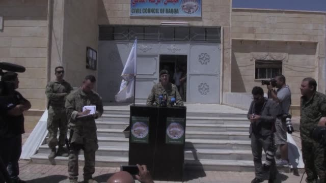 The US led coalition will have a great deal more to do in Syria even after defeating the Islamic State in its northern Raqa bastion according to a...