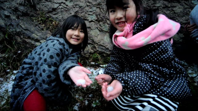 The usually balmy island of AmamiOshima island in southern Kagoshima Prefecture reported its first snowfall in 115 years after this winter's coldest...