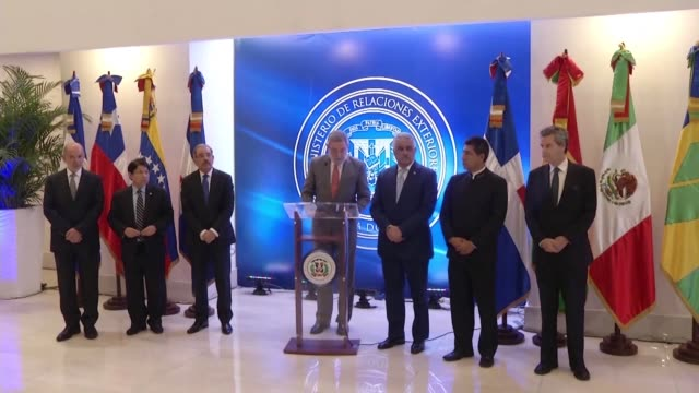 The Venezuela government and the opposition say they have agreed on a vast majority of points at talks held in Santo Domingo on resolving the...