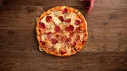 피자 한조각
