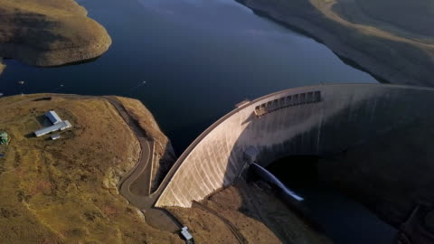 stockvideo's en b-roll-footage met de muren zijn gesteld - dam mens gemaakte bouwwerken