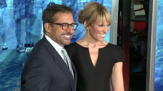"""the way, way back """" new york premiere on june 26, 2013 in amc loews lincoln square, new york, new york - megan hilty stock videos & royalty-free footage"""