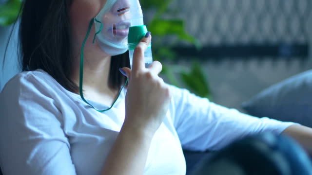 vidéos et rushes de la faiblesse prend le dessus - inhalateur