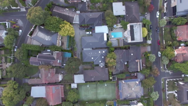 The wealthy suburb of Brighton, Melbourne.