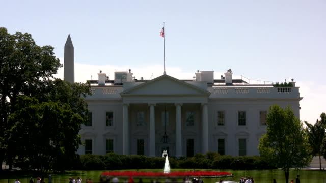 The White House in Washington/USA