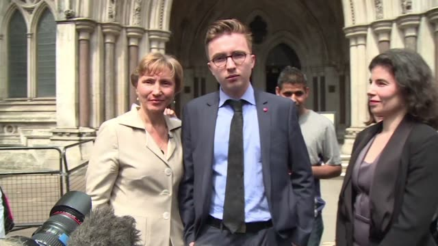 the widow of a russian ex spy fatally poisoned in london says she believes a british judge led inquiry has uncovered the truth into his death as the... - widow stock videos and b-roll footage