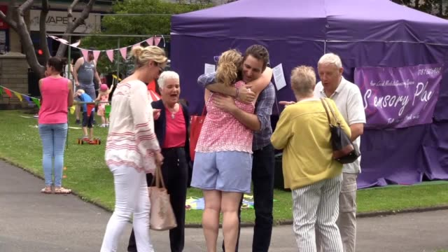 the widower of murdered mp jo cox has said he is awed by the way in which the uk has embraced his wish for communities to celebrate togetherness on... - brutal killing stock videos & royalty-free footage