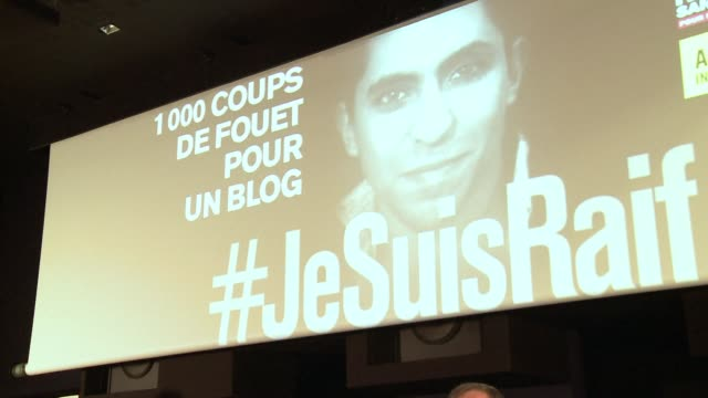 The wife of jailed Saudi blogger Raef Badawi meets with top French diplomats to discuss the fate of her husband whose health prison doctors say is...