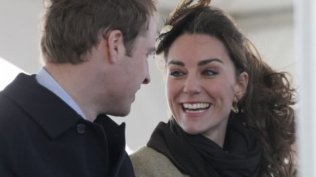 the wife of prince william formerly known as kate middleton prepares to celebrate her 30th birthday on monday london united kingdom - duchess of cambridge stock videos and b-roll footage