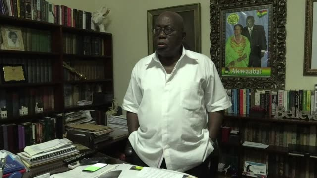 The winner of Ghana's presidential election Nana Akufo Addo on Saturday warned that African leaders who reject democracy were fighting the tide of...