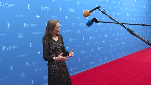 DEU: Berlinale: Red carpet before the awards ceremony