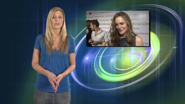 the wireimage entertainment report 10/23/08 - スーザン・サランドン点の映像素材/bロール