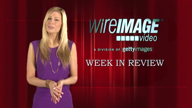 the wireimage entertainment report week in review 07/31/09 - nora ephron stock videos & royalty-free footage