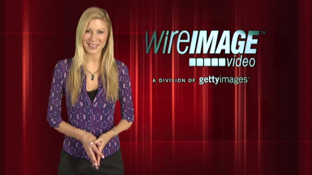 the wireimage entertainment report week in review 09/11/09 - bijou phillips stock videos & royalty-free footage