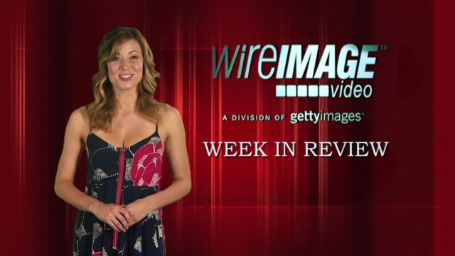 The WireImage Entertainment Report WEEK IN REVIEW 1/06/2011
