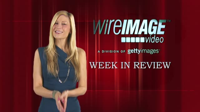 the wireimage entertainment report week in review - rascal flatts stock videos & royalty-free footage