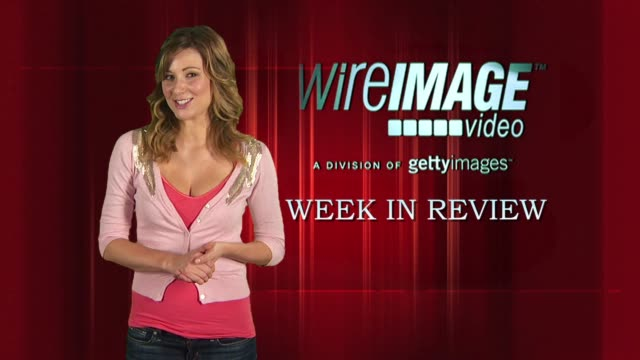 the wireimage entertainment report week in review - ハーヴェイ カイテル点の映像素材/bロール