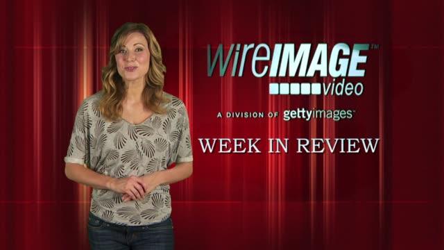 stockvideo's en b-roll-footage met the wireimage entertainment report week in review - stephen dorff