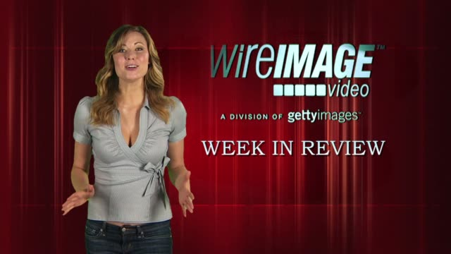 The WireImage Entertainment Report WEEK IN REVIEW 2/03/2011
