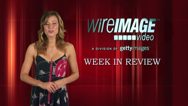 the wireimage entertainment report week in review 2/17/2010 - arcade fire stock videos & royalty-free footage