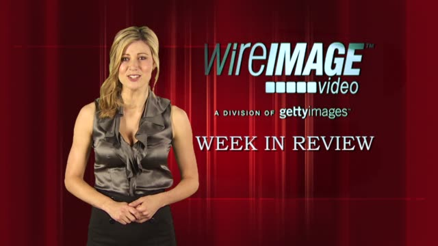 the wireimage entertainment report week in review 4/15/2010 - ブルック シールズ点の映像素材/bロール