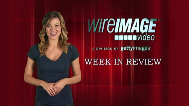 the wireimage entertainment report week in review 4/21/2010 - マーティン ショート点の映像素材/bロール