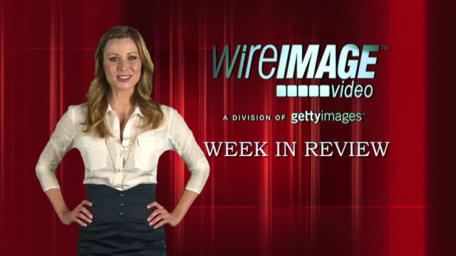 the wireimage entertainment report week in review 4/28/2011 - アシュレー・オルセン点の映像素材/bロール